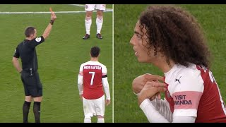 Journalist has spoken honestly about Matteo Guendouzi after Arsenal red card
