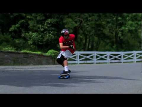 Longboarding: Kyle Craves Freeride 41