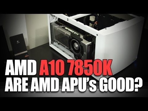 AMD A10 7850k APU - $500 $600 and $700 Budget Gaming PC Performance