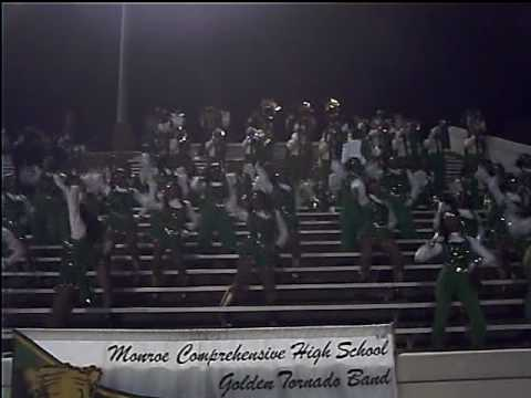 Monroe High School Band-Mighty Monroe