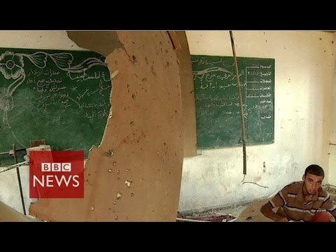 '15 killed' in Gaza UN school