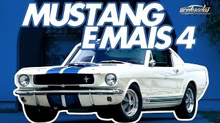 Top-5 melhores Muscle Cars da história! - AceleLista #51   Acelerados