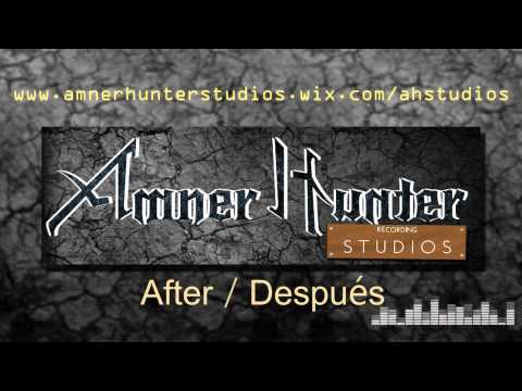 Amner Hunter Studios - Before & After Of A Song Mixed & Mastered (Antes y Despues)