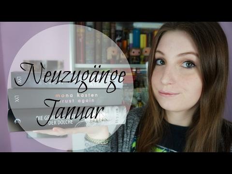 Neuzugänge Januar 2017 + Kommentare kommentieren? | Bines Bücher