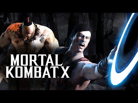 Mortal Kombat X -  ОБЗОР КЛАССИЧЕСКИХ FATALITY 2