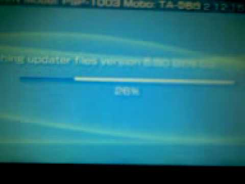 How to update PSP CFW 5.50 GEN-D3 Latest version