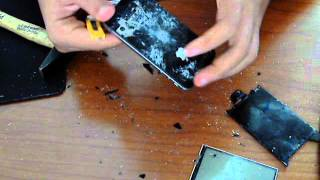 İphone 4s kırma par 2