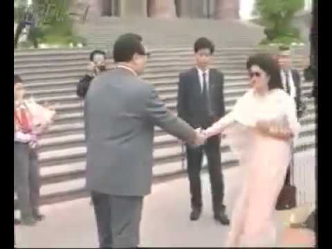 Late King Birendra's China Tour