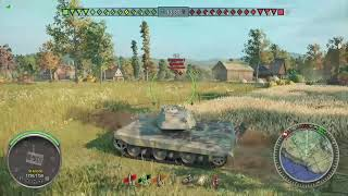 World of Tanks Xbox one  E 50 1 Kill (2 mins in )