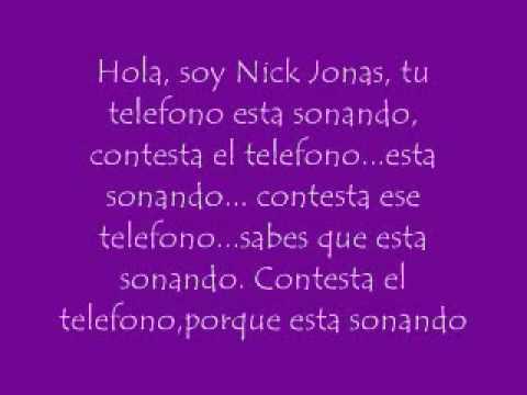 Nick Jonas ring tone