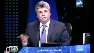 """""""هالة فاخر"""" تنفى سخريتها من الرئيس محمد مرسى"""