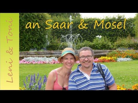 Leni & Toni on tour: mit dem Wohnmobil unterwegs an Saar und Mosel | unser Reisebericht
