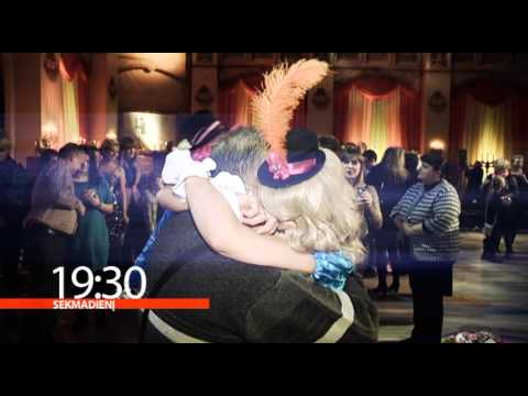 2012-12-02 - Kviečiu šokti. Pažadinta aistra - lemiamas vakaras!