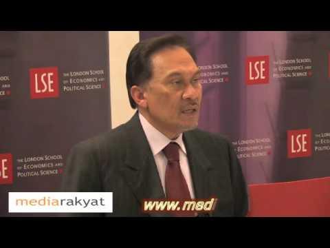 Anwar Ibrahim: On Malaysian Economy