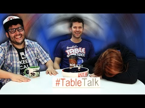 Body-Swapping and Sensual Mario on #TableTalk