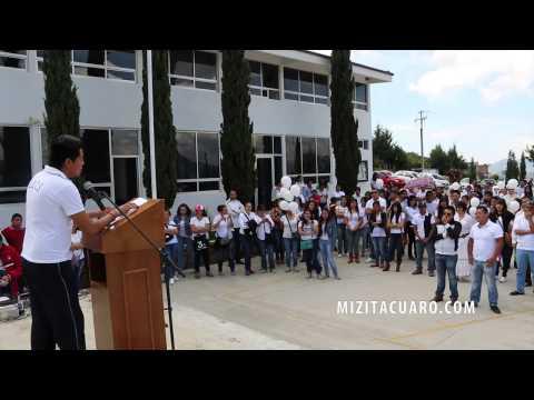 UPN Zitácuaro exige justicia por muerte de normalistas de Ayotzinapa Guerrero