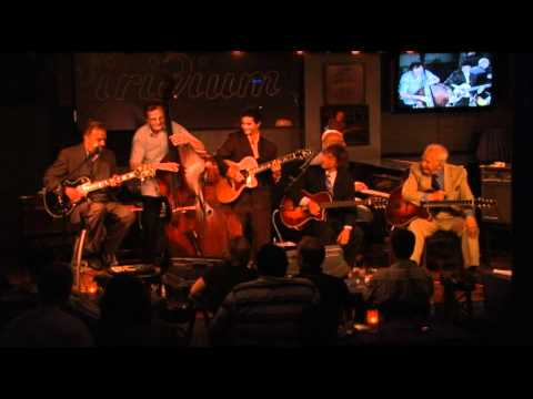 Bucky Pizzarelli plays with Les Paul's Trio at the Iridium Jazz Club. HD2.m2t