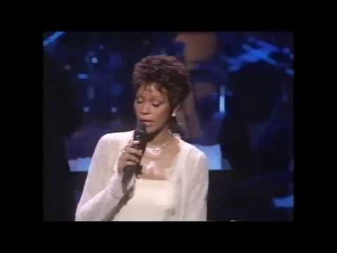 Classic Whitney Houston LIVE - Aretha Franklin Medley