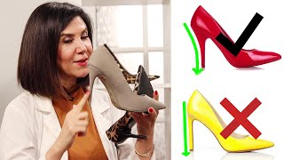 How To Find The Perfect Heel For Your Foot