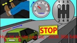 Hướng dẫn học lái xe ôtô cơ bản với đầy đủ các bước cho người mới học