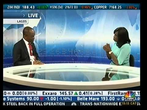 Fidelity MD Speaks on CNBC Africa Power Lunch Programme