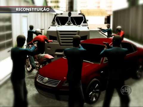 RJ: Seis bandidos morrem ao tentar assaltar um carro-forte