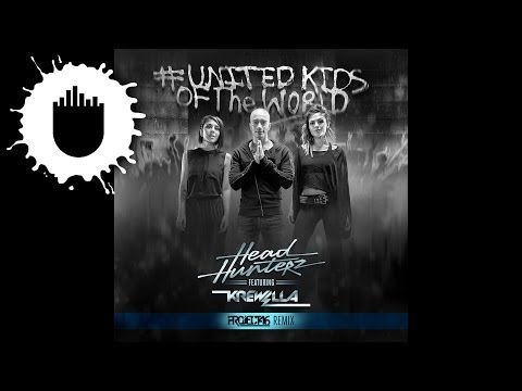 Headhunterz feat. Krewella - United Kids of the World (Project 46 Remix) (Cover Art)