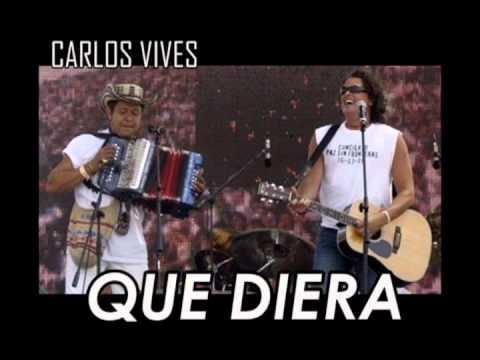 Carlos Vives - Qu� diera Carlos Vives subtitulado