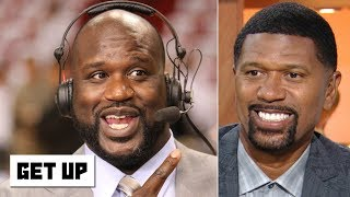 Shaq throws shade at Dwight Howard in response to Kobe's comments | Get Up