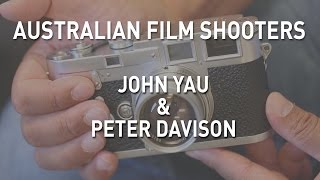 Interview with John Yau and Peter Davison