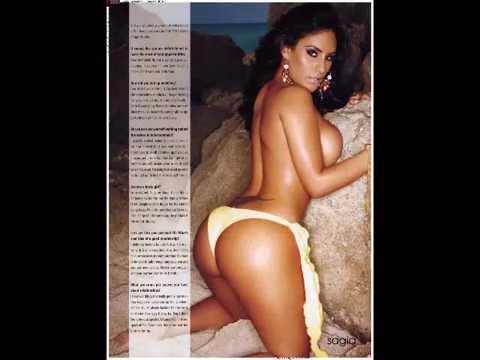 Sagia Castaneda Sexy Cuban