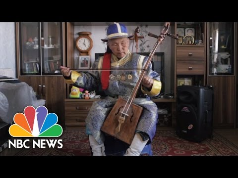 Following The Music In A Changing Mongolia | NBC News