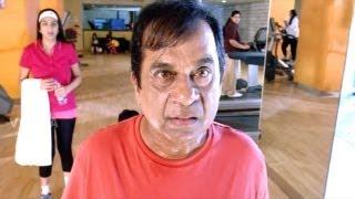 Baadshah Jabardasth Comedy - Nassar Firing On Brahmanandam