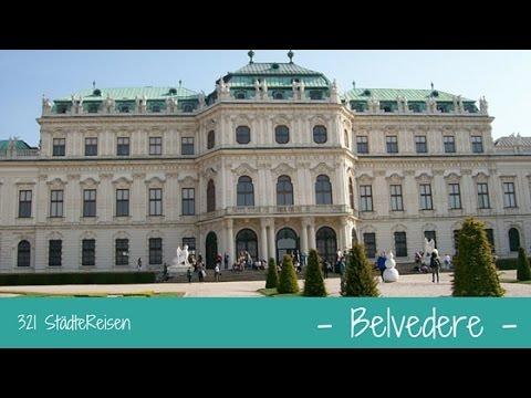 StädteReisen Wien Das Belvedere