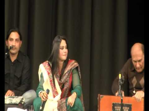 Sanam Marvi , Arbab Khoso  and Papu Saein LIve in Frankfurt on 23march 2013