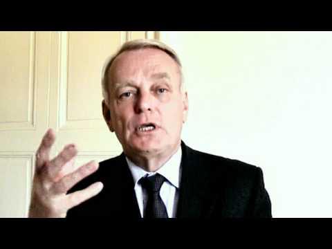 Jean-Marc Ayrault sur l'économie sociale et solidaire