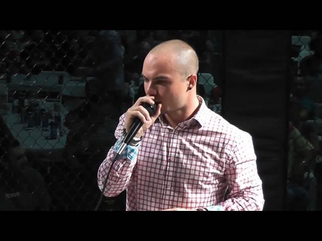 WXC 45 Jesse Mckorkle vs Marjun Flowers Featherweight Championship