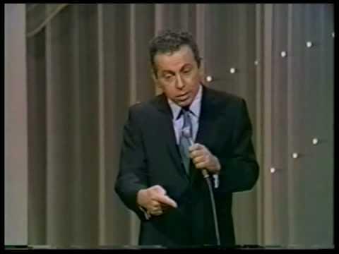 Jackie Mason Classic Political Comedy