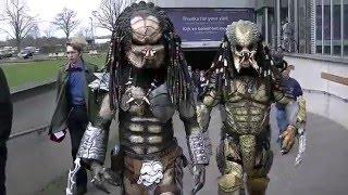 FACTS 2016 predator cosplay