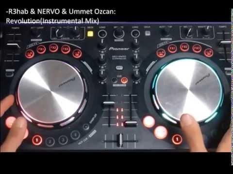Electro Progressive House Mix with Pioneer DDJ WeGo #1