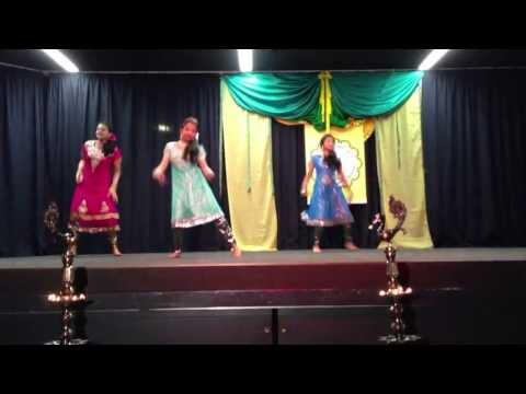 Bremen Women's Day 2013 Tamil Dance