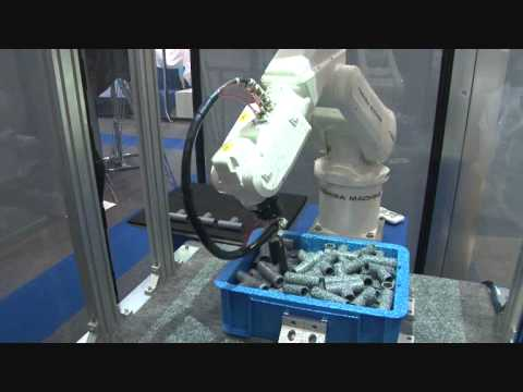 TV600 Six-Axis Robot – Picking and placing