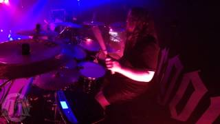 VITAL REMAINS@Hammer Down The Nails-live at Poland 2014 (Drum Cam)