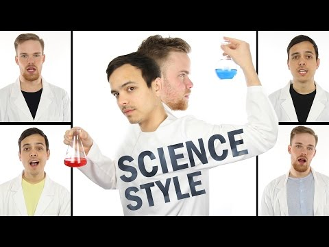 Science STYLE Cover - Taylor Swift Acapella Parody
