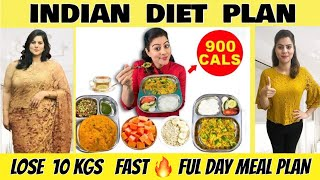 How To Lose Weight Fast 10kgs in 10 Days Diet | Indian Diet Plan / Meal Plan for Weight Loss
