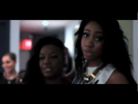 Behind the Scenes: Sevyn Streeter at BET's 