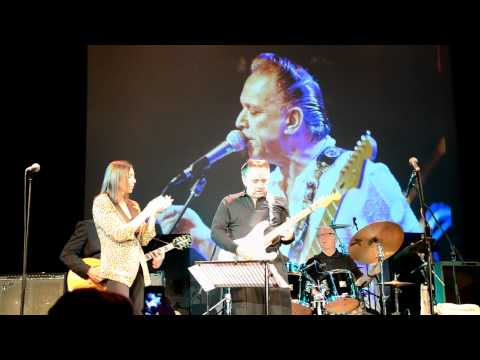 Jimmie Vaughan at the Burnley International Rock and Blues Festival #2 - May 2012