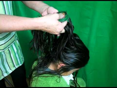 Removing Head Lice Naturally