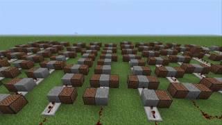 Minecraft - Spongebob Squarepants Theme