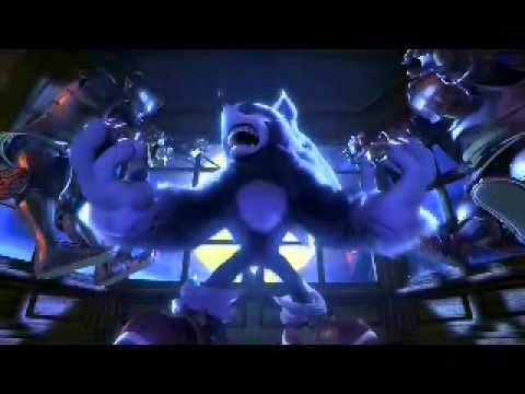 Sonic Monster (monster voice)